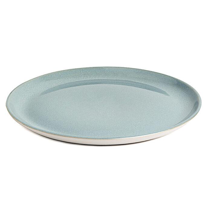 La grande assiette EDAN Celadon