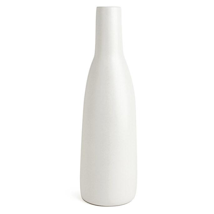 La bouteille ELAN P Blanc mat