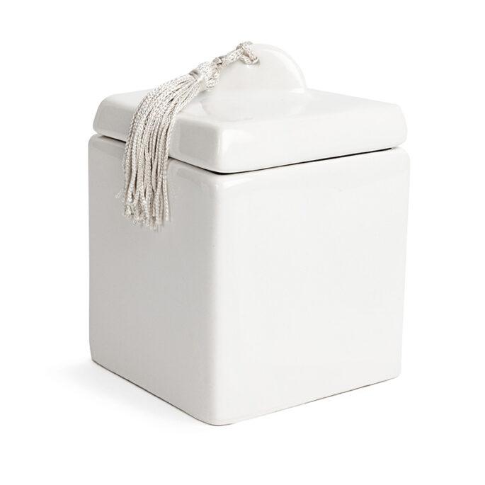 La petite boîte blanche