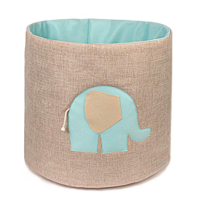 Le grand panier éléphant