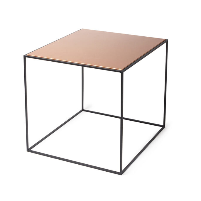 La table ficelle Bronze mat