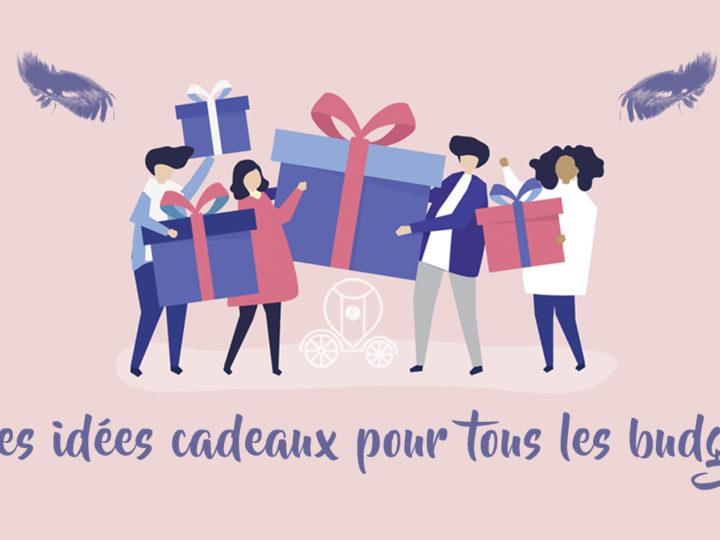 12 idées de cadeaux de mariage en fonction de votre budget