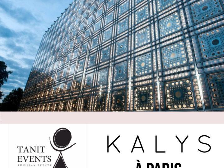 KALYS  au salon TANIT Paris